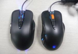 China Bluetrack Technology Any Surface Wired Laser Gaming Mouse With Computer Usb Ports on sale