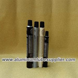 China Squeezable Aluminium Tubes With Latex For Cosmetic Cream on sale