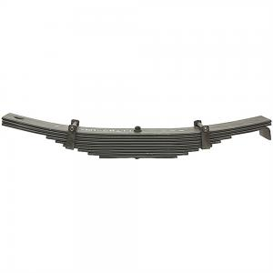 China Customized Color Steel Truck Leaf Springs Normal Size Conventional Type on sale
