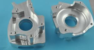 China Anodized aluminium CNC machined parts/high quality factory price for OEM order CNC spare parts on sale