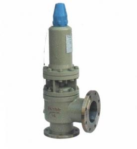 China Full Lift Type High Temperature High Pressure Safety Valve with Heat Radiator on sale