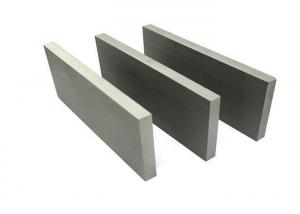 China OEM Long Cemeted Tungsten Bar , Carbide Bar For Processing Copper Alloy on sale