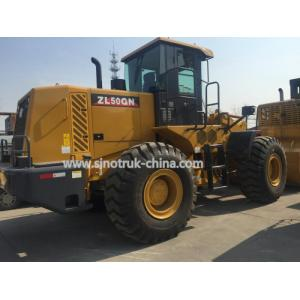 China XCMG Heavy Construction Machinery Maximum Lift 3100-3780mm Tyre Size 23.5-25-16PR on sale
