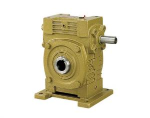 China WP series worm shaft gearbox with dc motor for industrial sewing machine on sale