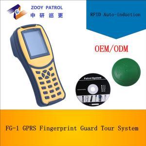 China GPRS Guard Tour Patrol System,Guard Tour Patrol Management on sale