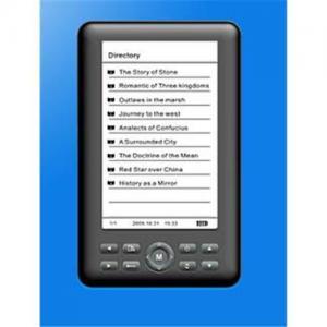 China 5Ebook reader E501 on sale