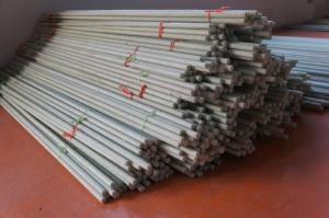 China Pultrusion fiberglass reinforced polymer Rebar on sale