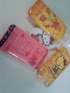 China Personalized Hello Kitty Plastic Apple iPhone 3gs Protective Case Back Covers Bumper on sale