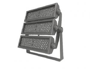 China 200W Solar Powered Led Flood Light / Anti Corrosion Waterproof Led Flood Lights on sale
