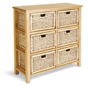 beautiful exquisite wooden storage cabinet wood cabinet with wicker rh weavingdecor sell everychina com Storage Shelves with Baskets Wood Furniture with Storage Baskets