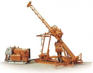 China Full Hydraulic Rotary Drilling Rig (HGD-100) on sale