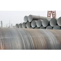 China SSAW / LSAW Steel Pipe, Large Diameter API 5L Line Pipe OD 168mm - 3000mm on sale