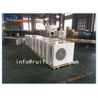 China 24000W Standard Air Cooled Condenser In Refrigeration , Corrosion Resistance DD-37.2/200 on sale