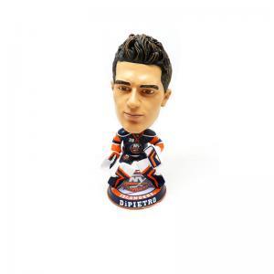 China Custom polyresin wacky wobbler promotional president Trump figurine dashboard bobble head, resin craft bobble head on sale