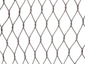 China Stainless Steel ROPE Mesh 304 /316L materials on sale