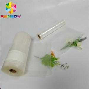 China Safety Food Grade Heat Sealing Packaging Plastic Film Moisture Proof Logo Customized on sale