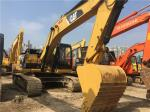 22T weight Used Crawler Excavator Caterpillar 323D 3066 ATAAC engine with Original Paint