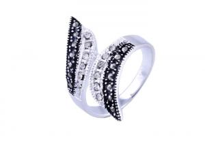 China Hot Sale Gemstone Silver Jewellery Ring on sale