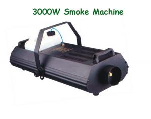 China High Power 3000w smoke machine disco fog machine,wedding fog machine with DMX control on sale