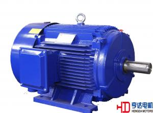 China Low Voltage Squirrel-Cage Three Phase Asynchronous Motor , Mounting Type B3 on sale