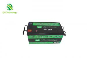 China Pollution Free Lifepo4 Rechargeable Battery / Lithium Battery Pack Solar Home Energy System on sale