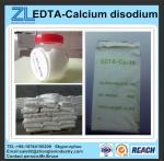 O EDTA disodium do cálcio branco de China do pó
