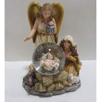 Unusual Angel rotating musical Water/Snow Globes music box for children gifts