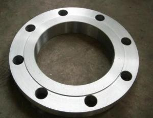 China Metal Processing Machinery Parts , Easy To Use Slip On Flange on sale