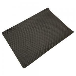 China Anti Fatigue Anti Slip Vinyl Pvc Plastic Sheet Embossing on sale