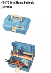 China Multi-function Hand Crimping Tool / Combination Tools in Plastic Box for electrical on sale