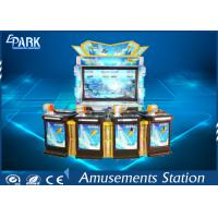 New style hot selling 4 player slot arcade video amazying fishing game machine