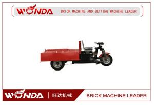 China Stronger Frame Electric Mini Dumper , Oil Brake Electric Tricycle For Cargo on sale