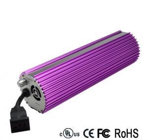 China sistema del hidrocultivo 600W/lastre electrónico del equipo para el bulbo de HPS/del Mh, Shell redondo on sale