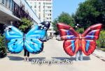 Beautiful Inflatable Butterfly Wings Costumes for Parade, Party and Stage
