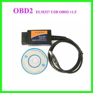 China ELM 327 USB Obd cables on sale