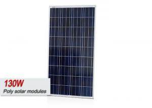 Quality Sungold 130 Watt Mono And Poly Solar Panels With High Weather Resistance for sale
