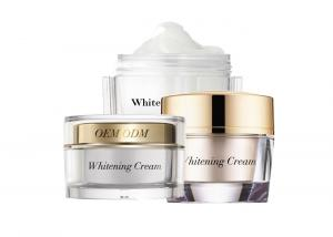 China Natural Arbutin Whitening Cream / Arbutin Skin Lightening Cream For Moisturizing on sale