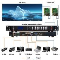 Amoonsky AMS-LVP613U LED Screen Video Processor USB Play Support PIP & POP One Key Black Screen Freeze Images 2018 Hot