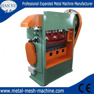 China PLC Control Light Type Expanded Metal Machine on sale