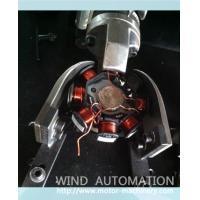 Motorcycle Magneto Engine  Generator Stator winding machine Coil winder WIND-MW-4