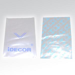 China Die cut Flat Poly Bags plastic packing bags for Electric Products on sale