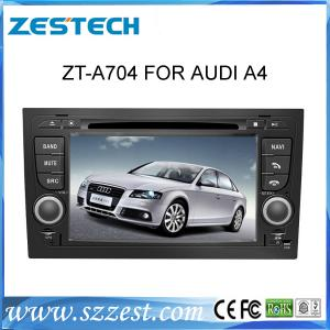 China ZESTECH 2 din car dvd radio for Audi A4 with in dash dvd player for Audi A4 on sale
