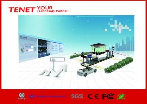 China Modern RFID Parking Management System , RFID Access Control System for Parking Lot on sale