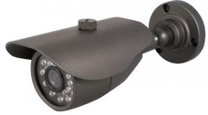 China Digital CMOS 600 TV-Lines IR CCTV Camera 12v Outdoor With 10.5 Inch LCD on sale