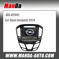 Manda 2 din car dvd for Opel Insignia 2014 car dvd gps navigation in-dash head units multimedia system automobiles