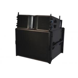 Disco Jbl Powered Line Array , Custom Dual 12 Inch Line Array Neodymium Driver