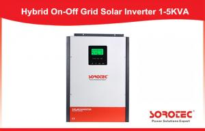 China On/off Grid Hybrid Pure Sine Wave  Solar Inverter 1kva/1000w with MPPT Solar Charge Controller on sale