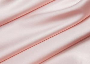 China EL Flashing Silk Jersey Fabric 105 Cm , High Quality Solid Silk Fabric 8 Colors on sale