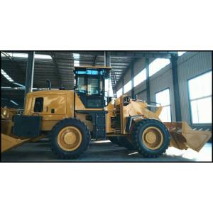 China Air conditioner and pre-heat system 3 ton wheel loader for high cold region on sale