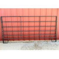 China Hot Dip Galvanised Steel Farm Gates , Security Wire Gates And Fences on sale